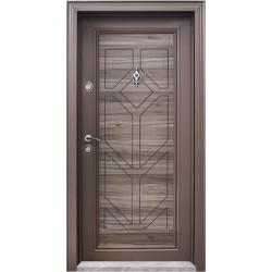 Блиндирана входна врата код T686